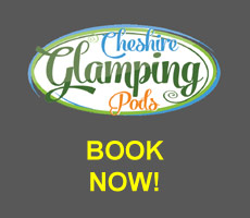 Glamping in Cheshire!